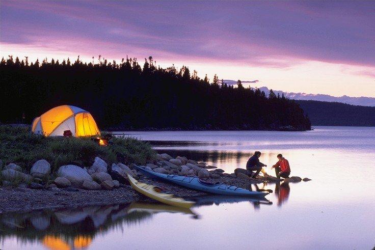 Campground 7